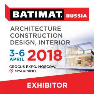 BATIMAT Russia 2018