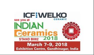 INDIAN CERAMICS 2018